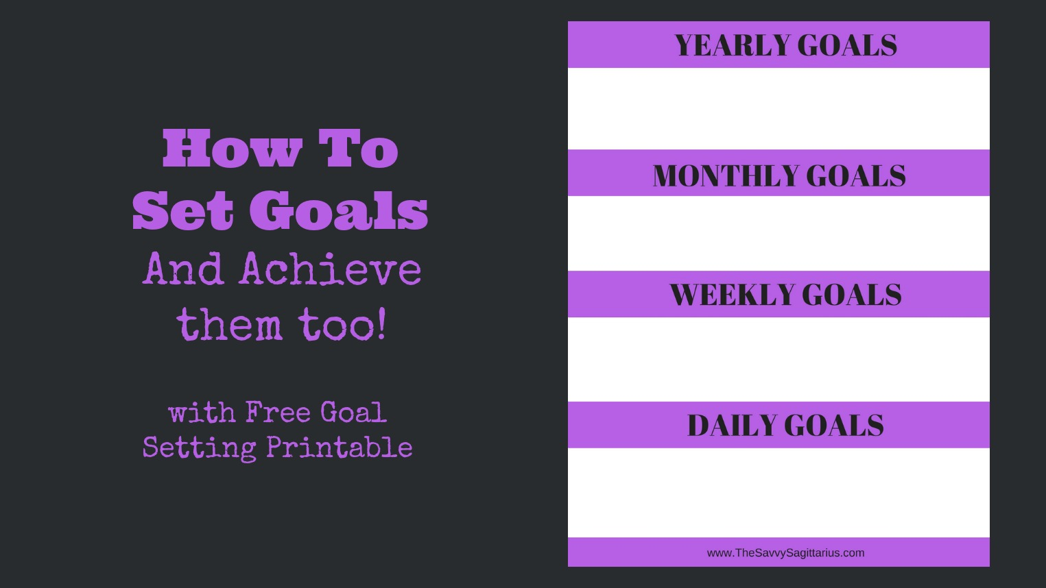 essay on how to set goals and achieve them Why the interviewer is asking this question and samples of the best way to answer - tell me about some of your recent goals and what you did to achieve them.