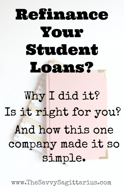 Refinance Student Loans >> Refinance Your Student Loans Why I Did It And Is It Right